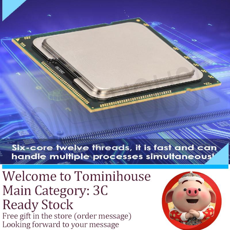 For Intel Xeon X5670 Six-Core Twelve Threads 2.93GHz 12M Cache LGA1366 CPU Official Version