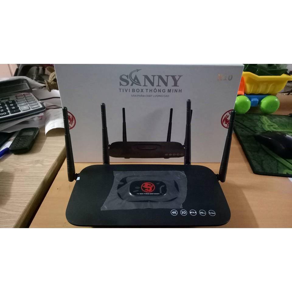 Tivi Box Sanny X10