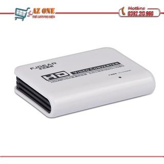 Bộ chuyển đổi tín hiệu HDMI sang VGA có hỗ trợ Audio