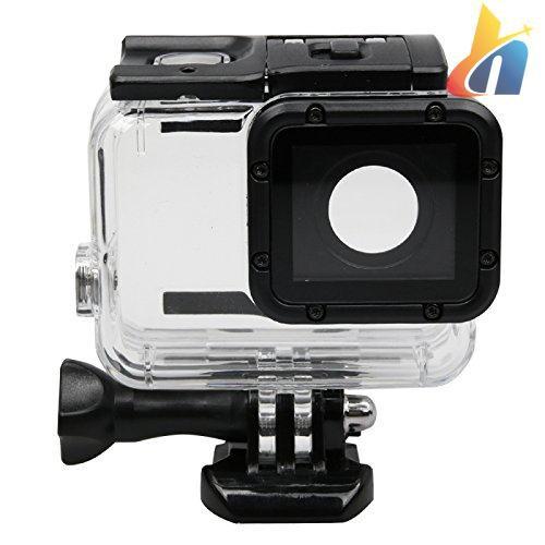 GoPro 5/6 waterproof case diving case HERO6/5 double effect waterproof case waterproof case