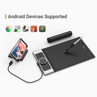 Bảng Vẽ Điện Tử XP-Pen Deco Pro Medium 11x6inch 8192 Lực Nhấn, 2 Dial, Tương Thích Thiết Bị Di Động Android thumbnail