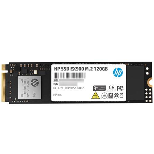 Ổ cứng SSD M.2 PCIe NVMe HP EX900 120GB - bảo hành 3 năm