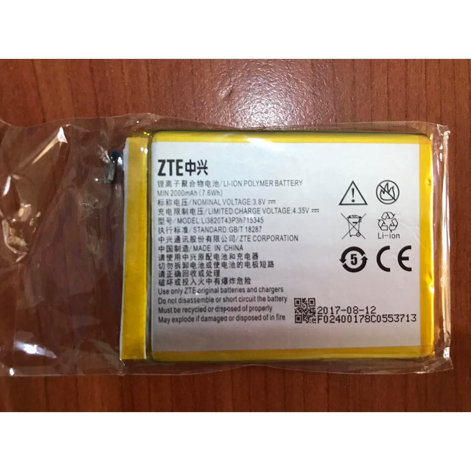 Pin Thay Thế Bộ Phát Wifi ZTE MF920, MF920W+, MF920V, MF910, MF910S…. Giá chỉ 190.000₫