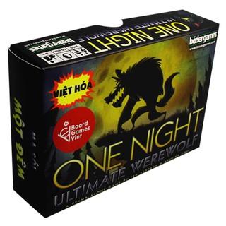 Ma Sói Một Đêm : Phiên bản One Night Cơ bản – Thẻ bài đỉnh cao