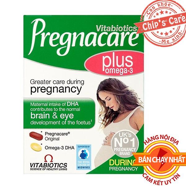 Vitamin tổng hợp cho bà bầu Pregnacare