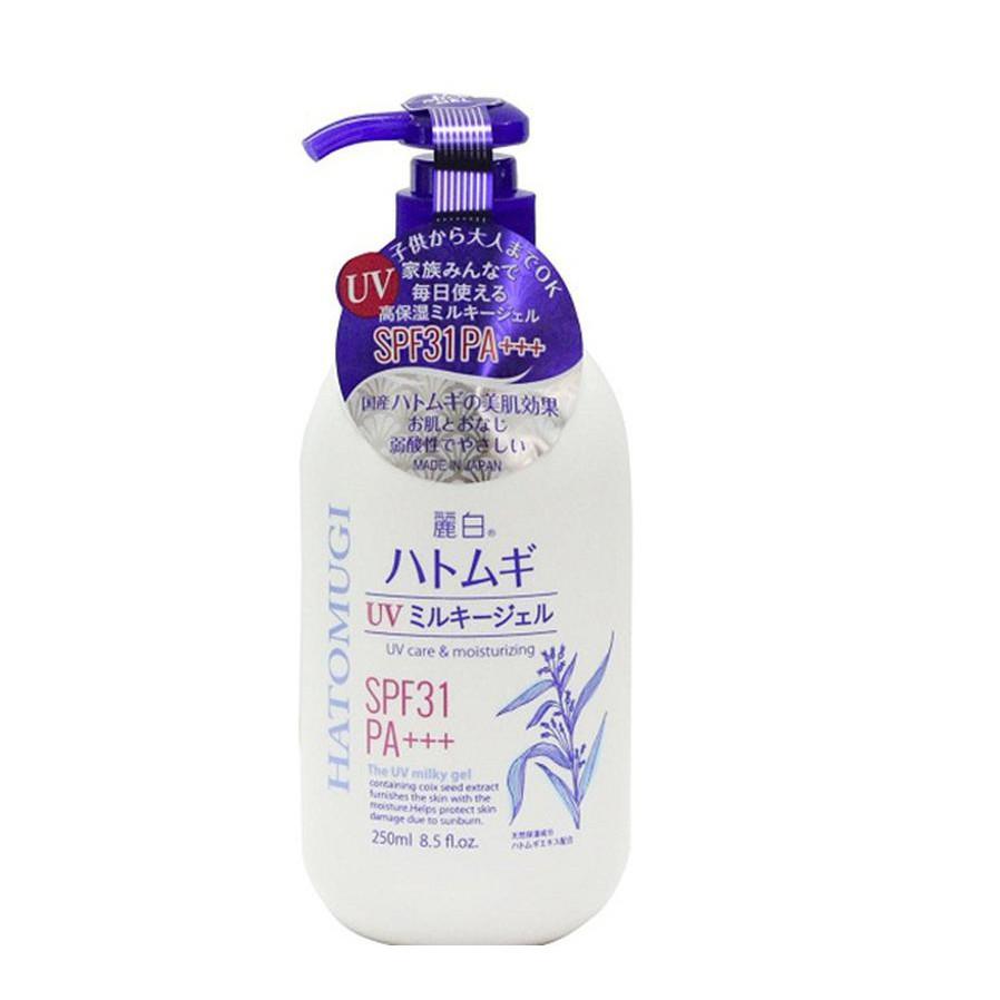 [Auth 100%] Sữa dưỡng thể Hatomugi nhật bản 400ml-cosmetic999