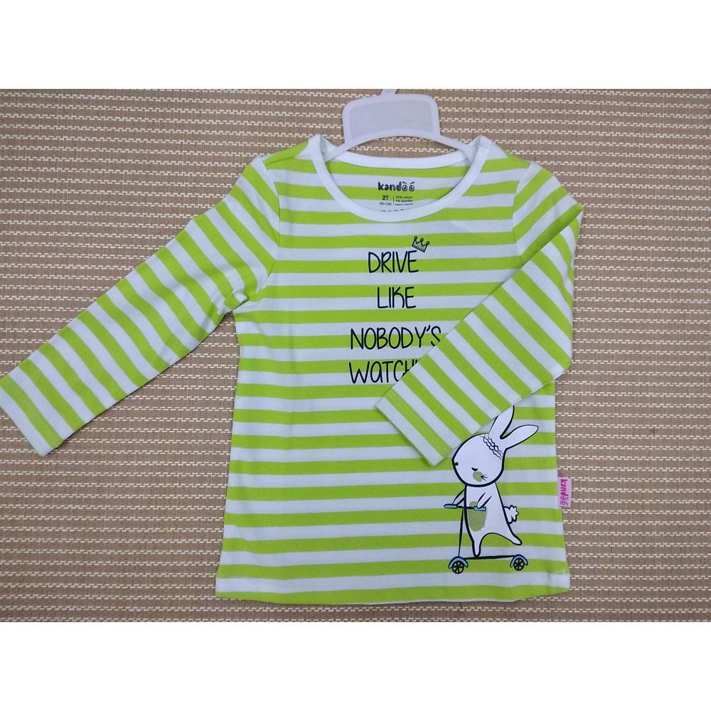 Áo thu đông kẻ xanh chuối cho bé gái 2 tuổi hãng thời trang Kandoo - 3399386 , 834917799 , 322_834917799 , 119000 , Ao-thu-dong-ke-xanh-chuoi-cho-be-gai-2-tuoi-hang-thoi-trang-Kandoo-322_834917799 , shopee.vn , Áo thu đông kẻ xanh chuối cho bé gái 2 tuổi hãng thời trang Kandoo