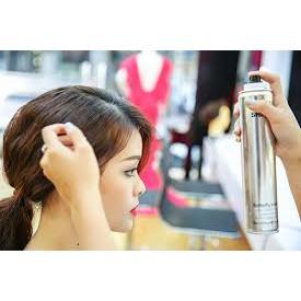 Keo xịt giữ nếp tóc cao cấp