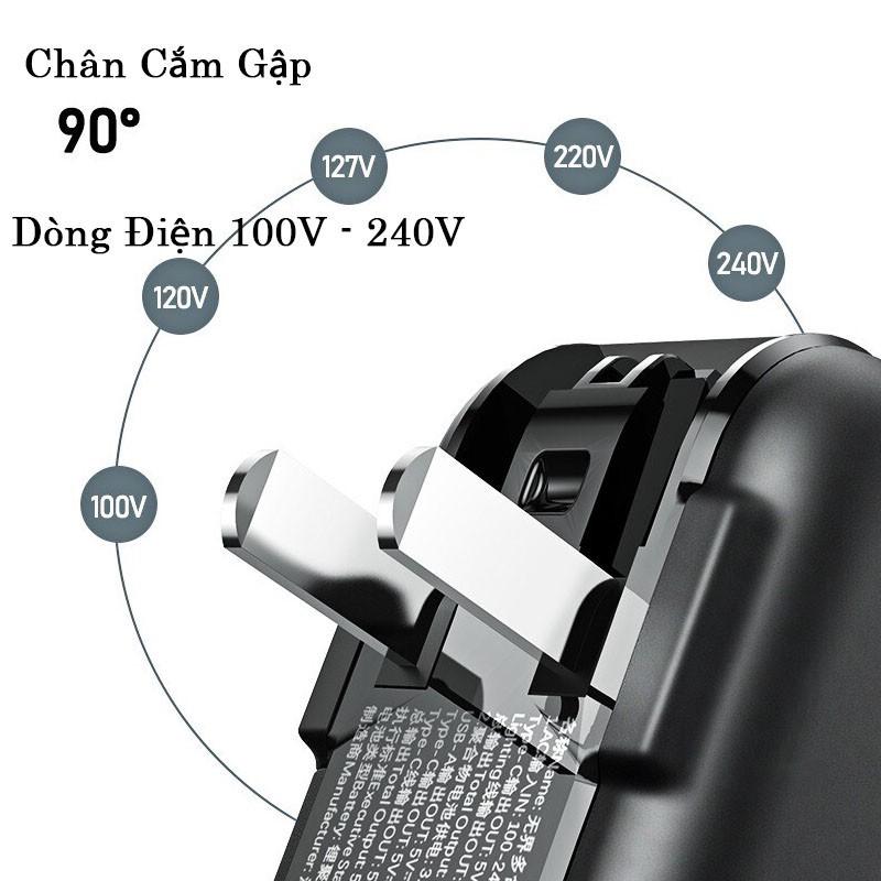 Sạc dự phòng GrownTech RPP-20 dung lượng 10000mAh - Cốc sạc kiêm pin dự phòng hỗ trợ sạc nhanh PD 3.0 và QC 3.0