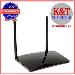 Yêu ThíchBộ Phát Wifi Router 4G LTE 300Mbps TP-Link TL-MR6400 - Hàng Chính Hãng