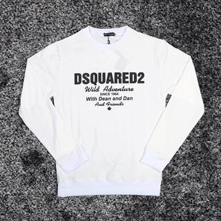 áo nỉ trơn dq dd màu trắng
