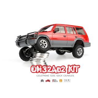 【OEASY】Orlandoo-Hunter OH32A02 1/32 4WD DIY Car Kit RC Rock Crawler