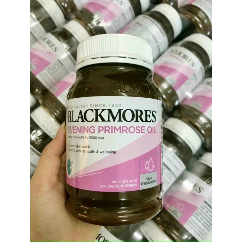 Viên uống Tinh dầu hoa anh thảo Blackmores Evening Primrose Oil