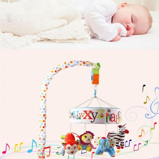Baby's Battery Type Box Music Bed Hanging Toy