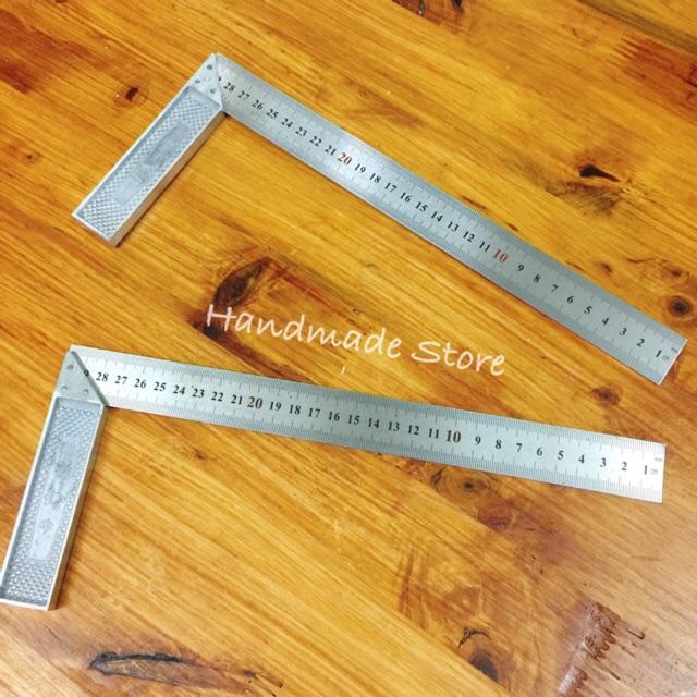Thước sắt ke góc vuông 30cm - 3408571 , 1013091676 , 322_1013091676 , 30000 , Thuoc-sat-ke-goc-vuong-30cm-322_1013091676 , shopee.vn , Thước sắt ke góc vuông 30cm