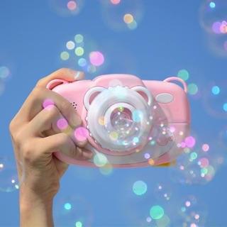 Máy ảnh bắn bong bóng