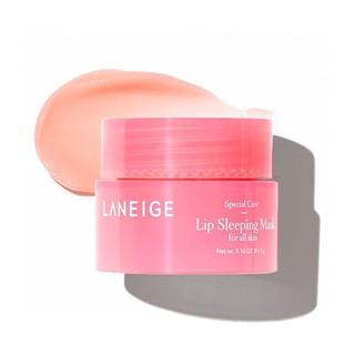Mặt Nạ Ngủ Dưỡng Ẩm, Làm Hồng Môi Laneige Special Care Lip Sleeping Mask 3G
