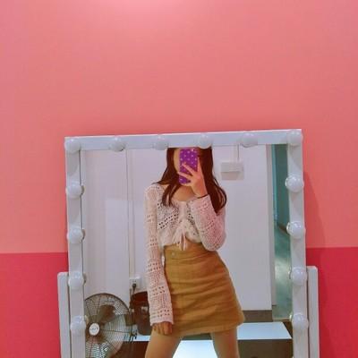 Chân Váy Kaki Phom Chữ A - Nhiều màu