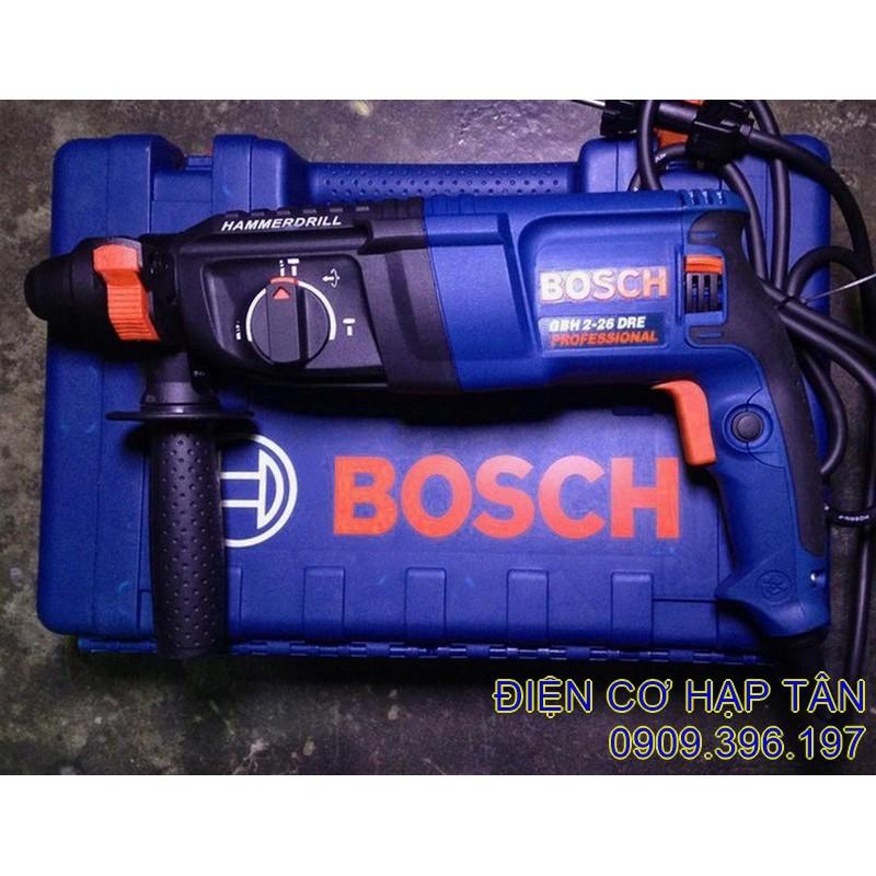 Máy Khoan Bê Tông Bosch 2-26 _3 Chức Năng|Có hộp