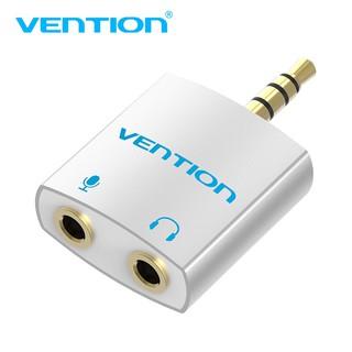 [Mã ELFLASH5 giảm 20K đơn 50K] Đầu chia Audio 3.5mm ra 2 cổng 3.5mm âm - Vention BDBW0