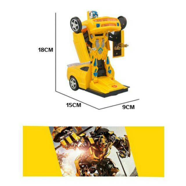 Xe biến hình 2 chức năng vừa biến rô bốt vừa tự chạy (có nhạc và đèn) - 2877585 , 165105580 , 322_165105580 , 192000 , Xe-bien-hinh-2-chuc-nang-vua-bien-ro-bot-vua-tu-chay-co-nhac-va-den-322_165105580 , shopee.vn , Xe biến hình 2 chức năng vừa biến rô bốt vừa tự chạy (có nhạc và đèn)