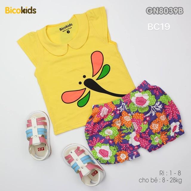 Top 10 nguồn hàng lấy sỉ quần áo trẻ em rẻ đẹp nhất TPHCM