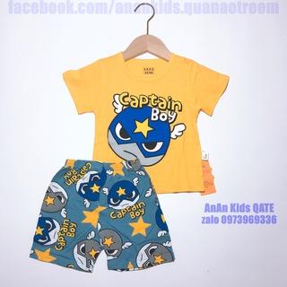 Quần áo trẻ em xuất khẩu Hàn Quốc size từ 9kg đến 15kg