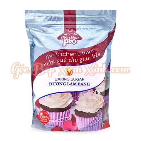 Đường làm bánh Biên Hòa 1kg / xay bột icing sugar
