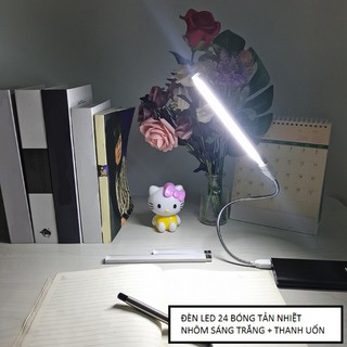 ĐÈN LED USB ĐỂ BÀN HỌC BÀN LÀM VIỆC CHỐNG CẬN, SIÊU SÁNG thumbnail