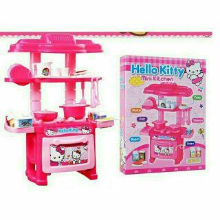 Bộ đồ chơi nấu bếp mini cho bé 29×13.5×32 cm