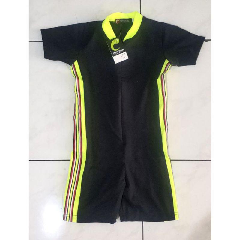 Chioda Bộ Đồ Bơi Lặn Màu Xanh Neon 7263 Dành Cho Trẻ Em