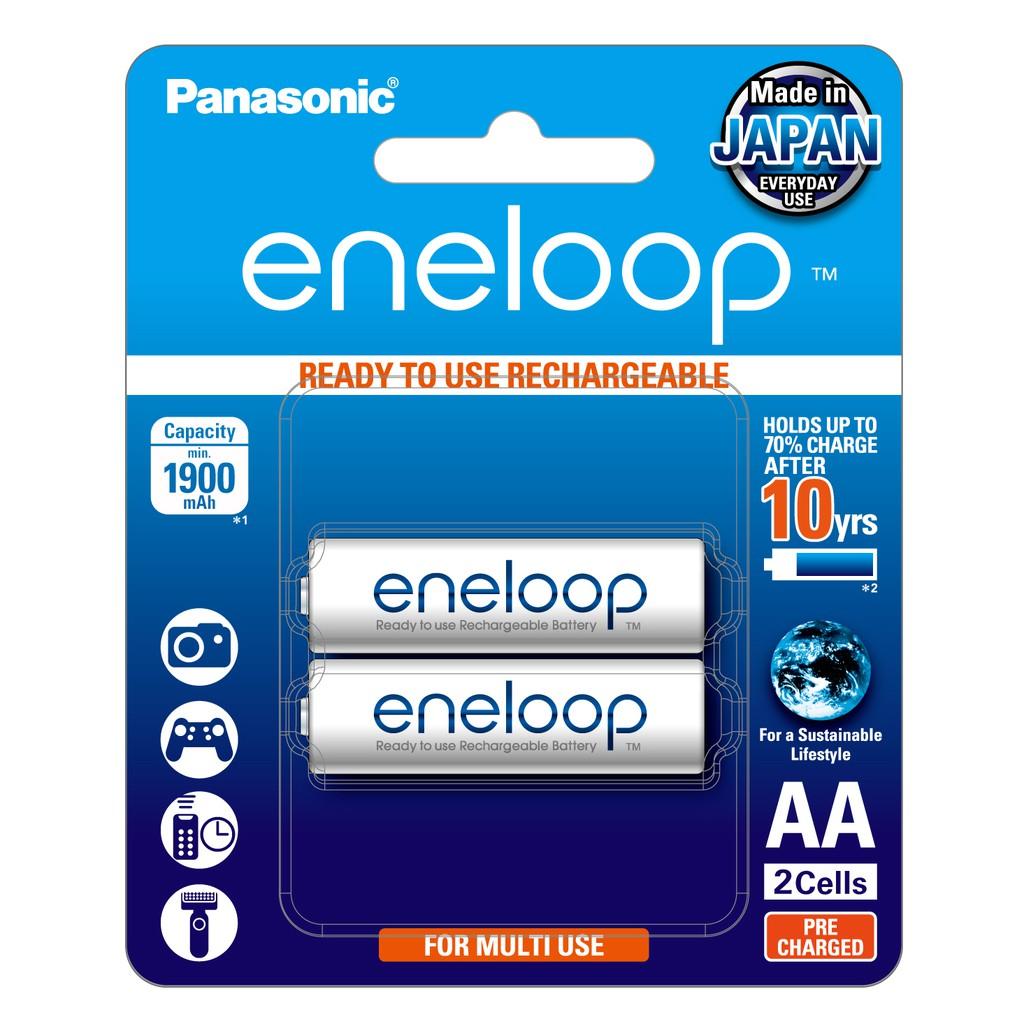 Pin AA Eneloop 2000 mAh - Bảo hành 2 năm