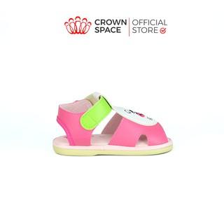 Xăng Đan Tập Đi Bé Trai Bé Gái Đẹp Crown UK Royale Baby Walking Sandals Trẻ em Cao Cấp 021_484 Nhẹ Êm Size 3-6 1-3 Tuổi thumbnail