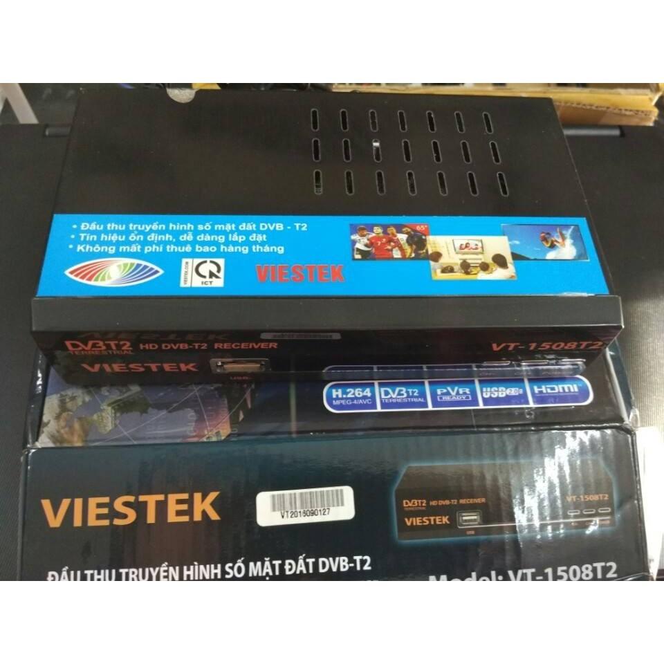Đầu thu DVB-T2 Viestek VT-1508T2