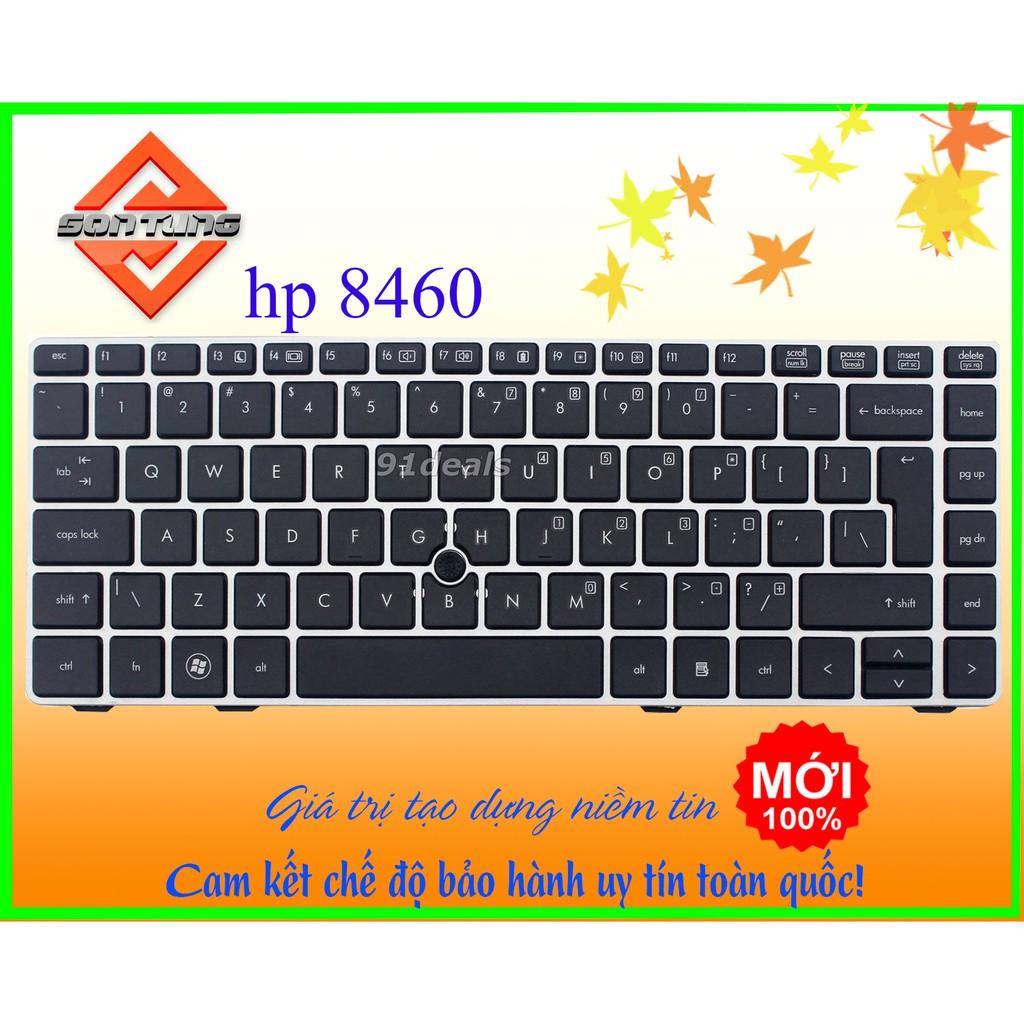 Bàn phím laptop HP EliteBook 8460p 8460w 8470p 8470w Giá chỉ 154.000₫
