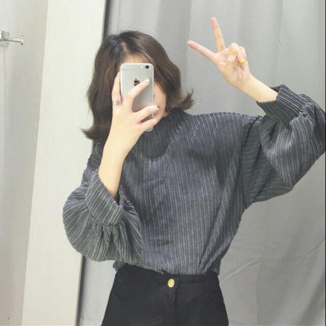 Áo len nữ Hàn Quốc mùa thu t308