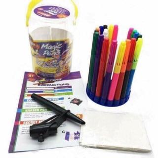 Bút đổi màu và xoá màu thần kỳ MAGIC PENS