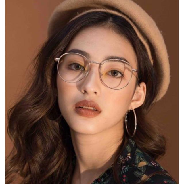 Kính Vintage Teen Gọng Kim Loại - Cực Hot