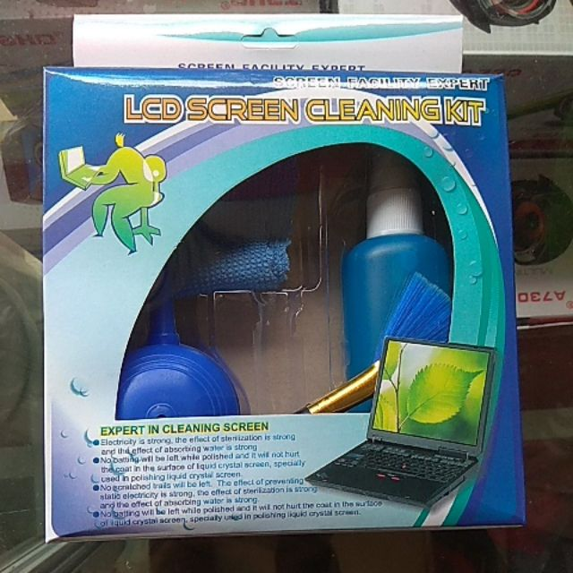 Bộ vệ sinh laptop