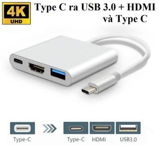 [Mã ELFLASH5 giảm 20K đơn 50K] Cáp Chuyển Type-C ra USB 3.0, HDMI, Type-C