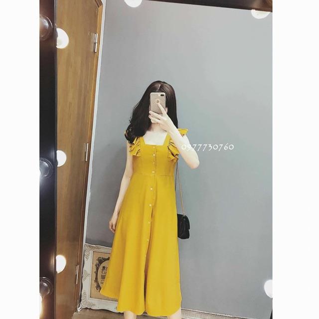Váy cánh tiên hottrend (ảnh chụp thật, clip)