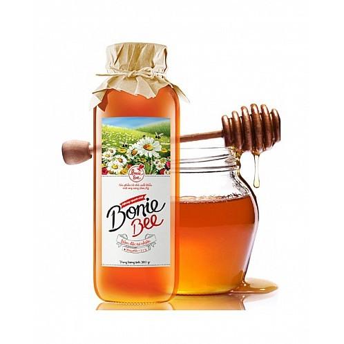 Mật ong hoa cà phê nguyên chất Boniee Bee Classic (380g)