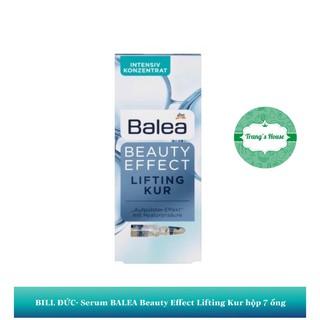 Tinh chất Balea serum dưỡng ẩm làm sáng da thumbnail