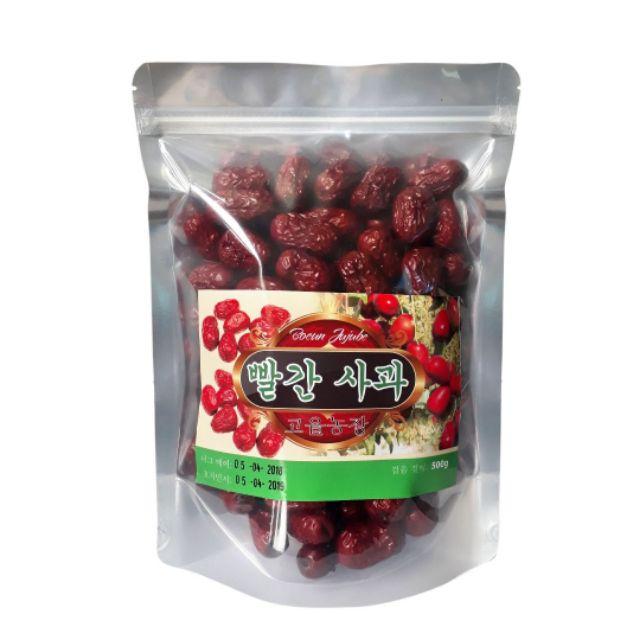 Combo 10kg táo đỏ Hàn quốc