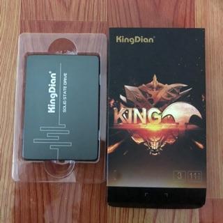 SSD KINGDIAN 240GB NEW 100%