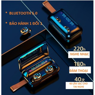 Tai Nghe Bluetooth Amoi F9 Pro Max 2020