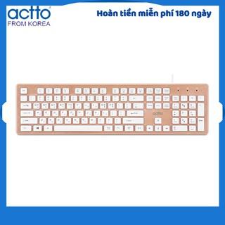 Bàn phím văn phòng - Aurora Keyboard Actto KBD-46