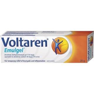 Gel bôi giảm đau do vận động Voltaren tupe 20g