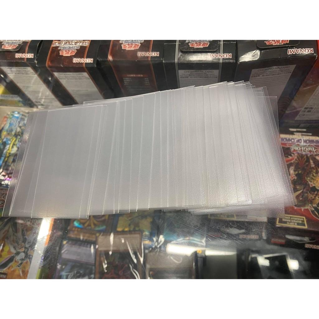 [ Dưa Hấu Yugioh ] Bọc bài lẻ Yugioh Size  - Sleeve 6,3cmx9cm
