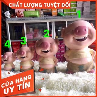 CHÚ HEO SÚNG RĂNG TIẾT KIỆM CAO CẤP-K1